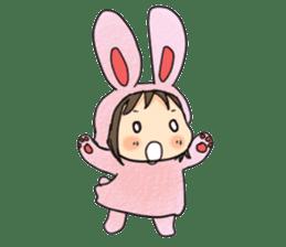 oyakogurashi sticker #155929