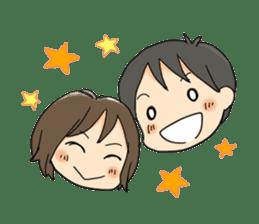 oyakogurashi sticker #155931