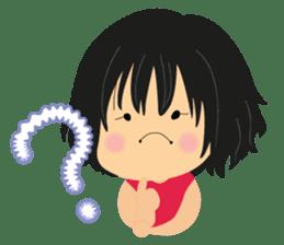 Menoko&Chiro sticker #156811