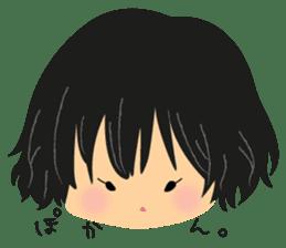 Menoko&Chiro sticker #156813