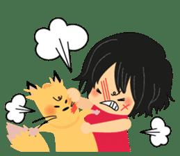 Menoko&Chiro sticker #156816