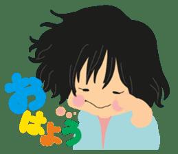 Menoko&Chiro sticker #156822