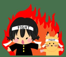 Menoko&Chiro sticker #156828