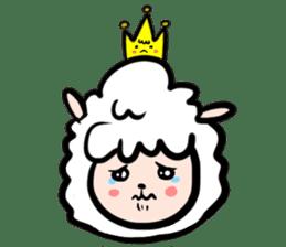 GLAD KING - ALPACA sticker #156877