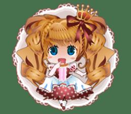 Princess Story sticker #156960