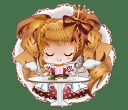 Princess Story sticker #156961