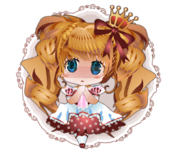 Princess Story sticker #156965