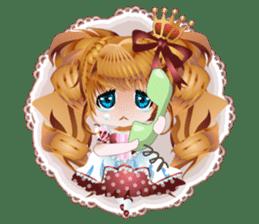 Princess Story sticker #156966
