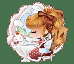 Princess Story sticker #156968