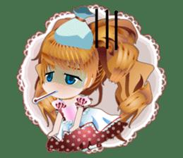 Princess Story sticker #156972