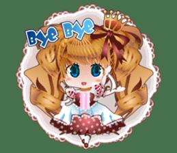 Princess Story sticker #156973