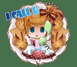 Princess Story sticker #156975