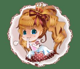 Princess Story sticker #156981