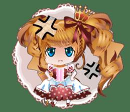 Princess Story sticker #156982