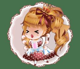 Princess Story sticker #156983