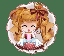 Princess Story sticker #156986