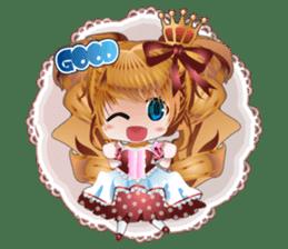 Princess Story sticker #156987