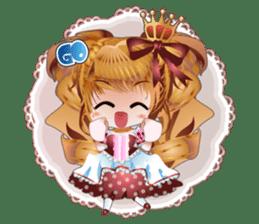 Princess Story sticker #156988