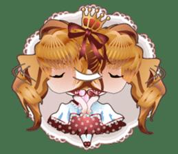 Princess Story sticker #156992