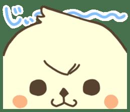 Rattan of a sea otter 2 sticker #157705