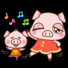 Pigmi and Butaman