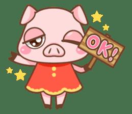 Pigmi and Butaman sticker #157756