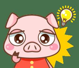 Pigmi and Butaman sticker #157772