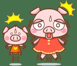 Pigmi and Butaman sticker #157776