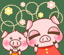 Pigmi and Butaman sticker #157780