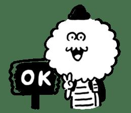 Mr.Kumohige sticker #158543