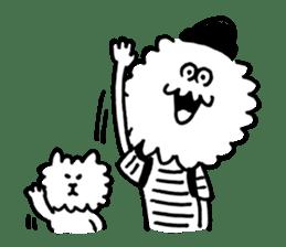 Mr.Kumohige sticker #158547