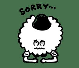 Mr.Kumohige sticker #158554