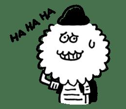 Mr.Kumohige sticker #158557
