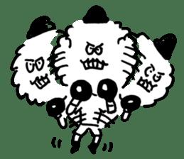 Mr.Kumohige sticker #158565