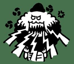 Mr.Kumohige sticker #158566