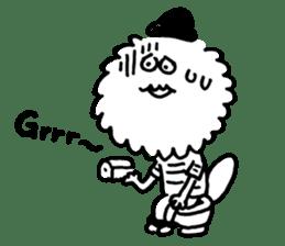 Mr.Kumohige sticker #158568