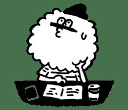 Mr.Kumohige sticker #158570