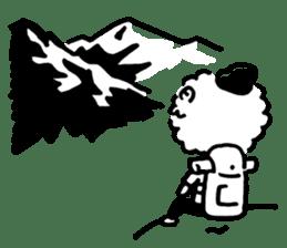 Mr.Kumohige sticker #158572
