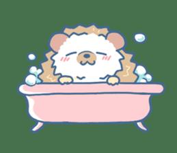 Hedgehog&Squirrel sticker #158781