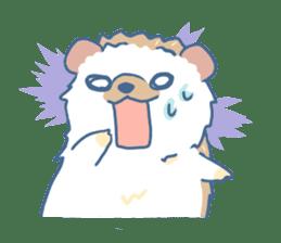 Hedgehog&Squirrel sticker #158790