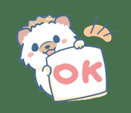 Hedgehog&Squirrel sticker #158804