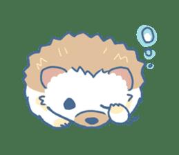 Hedgehog&Squirrel sticker #158810