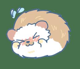 Hedgehog&Squirrel sticker #158815