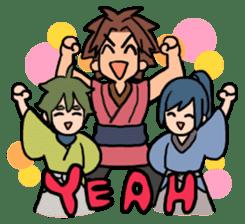 Miburo no Nichijo sticker #158822