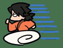 Miburo no Nichijo sticker #158836
