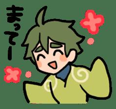 Miburo no Nichijo sticker #158847