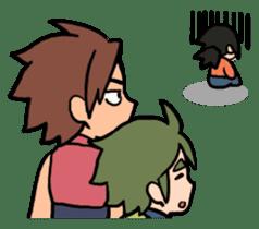 Miburo no Nichijo sticker #158848