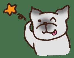Betty & Kinako's happy life sticker #158961
