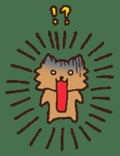 Betty & Kinako's happy life sticker #158974