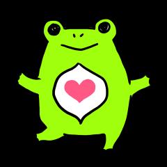 Ru of a frog